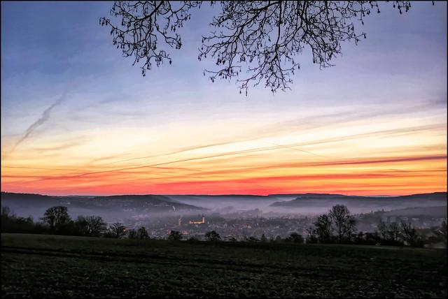 Bad Mergentheim erwacht