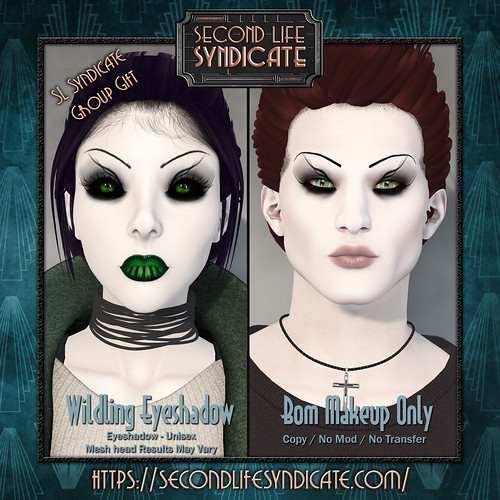 Second Life Syndicate - Midnight Order Group Gift 2