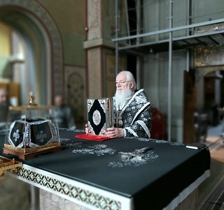 25.03.2021 | Литургия Преждеосвященных Даров в Софийском соборе