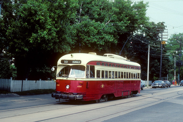 Toronto Transit #4361