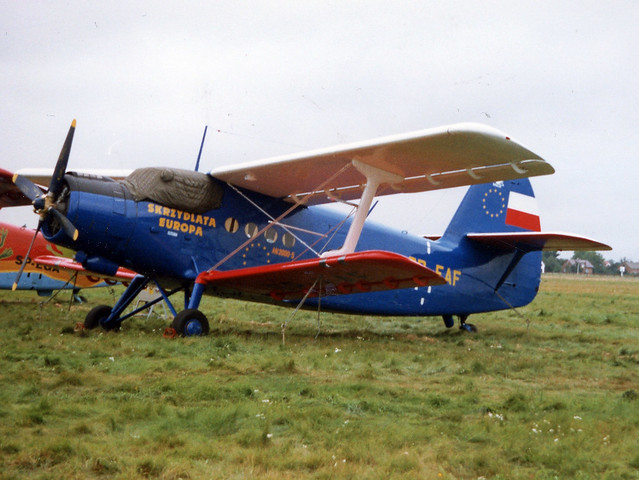 Antonov An-2 SP-FAF EPML 30081997