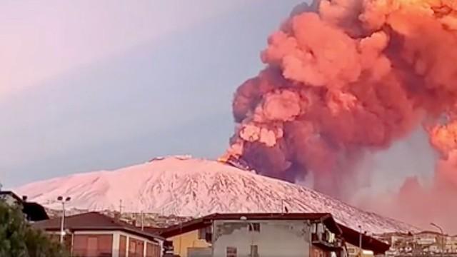 Eruption / Etna