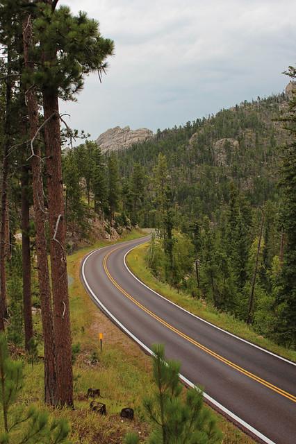 Needles Highway - South Dakota