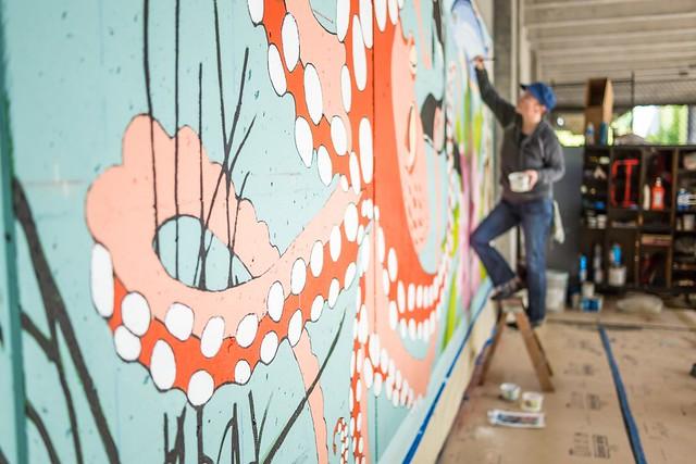 Community Mural 2015