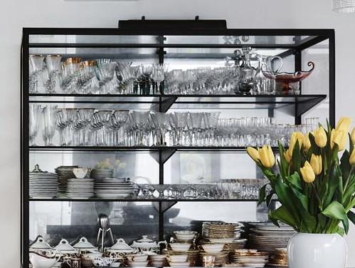 Glassware Rack