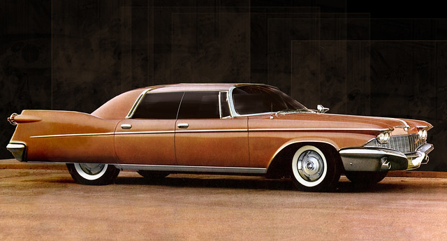 Imperial LeBaron with 1965 Fleetwood proportions...FAILED PHOTOSHOP CHOP #5,907