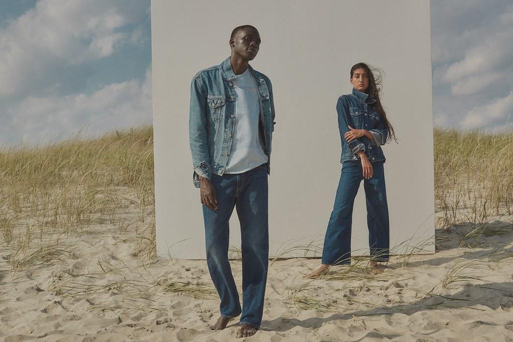 改良牛仔褲耗水製程 LEVI'S推出品牌百年來最嚴格「極致環境友善系列」