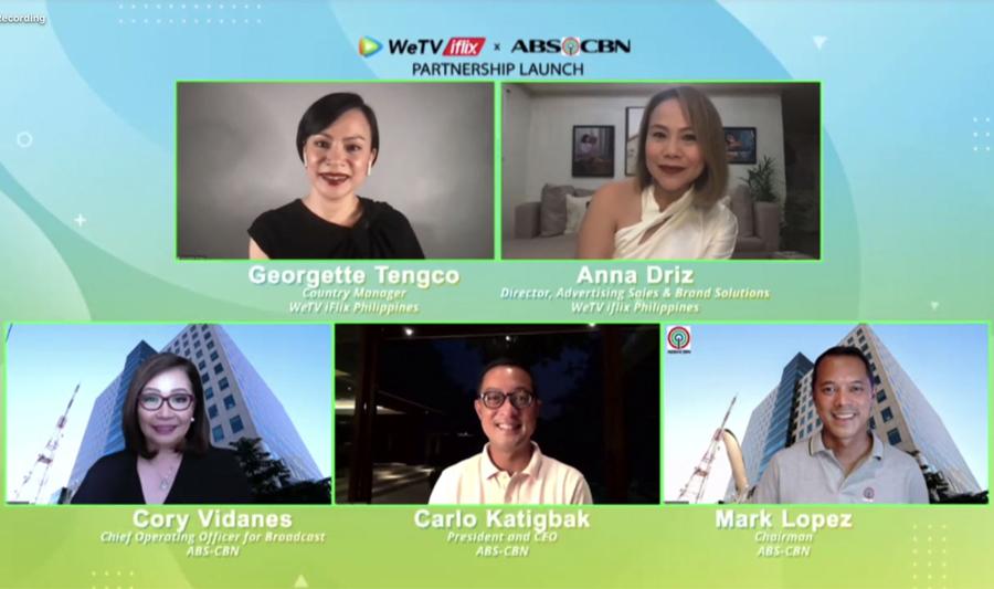 WeTV iFlix ABS-CBN Primetime Bida