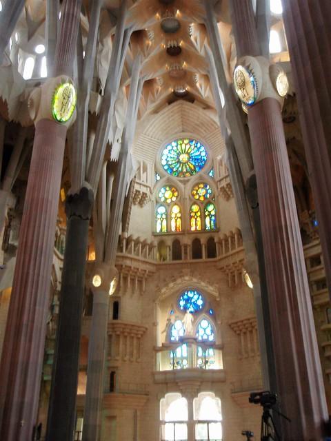 Basílica Sagrada Familia - Barcelona