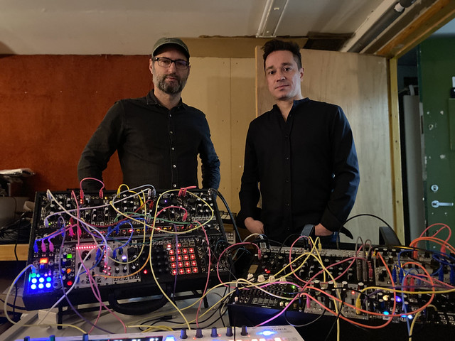 Geared Up: Franz Kirmann Discusses His Obsession with the Eurorack Modular System