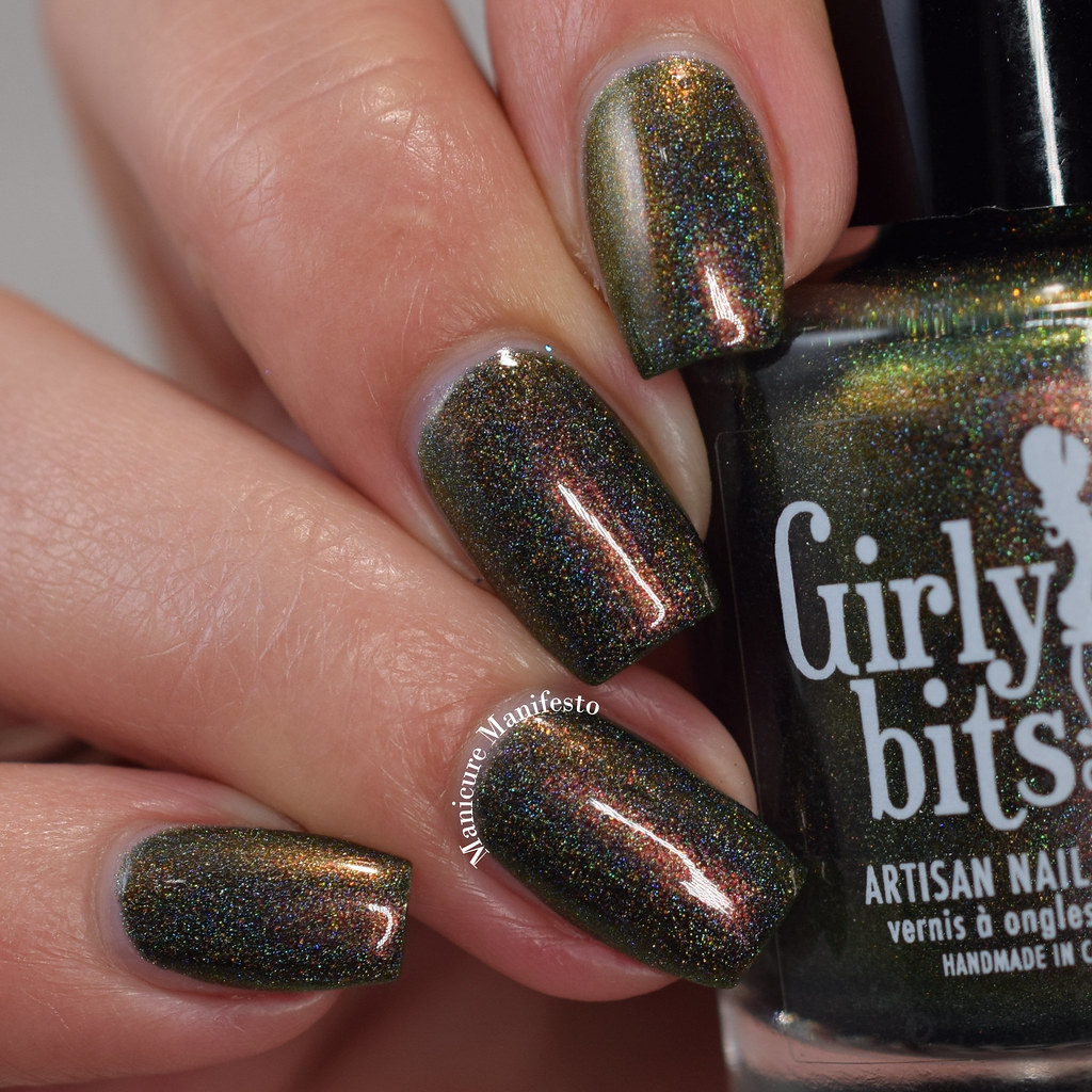Girly Bits Retro Forest review