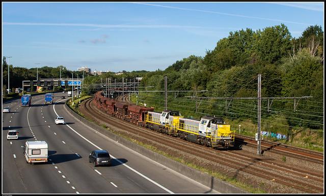 TUC-Rail 7800 & 7795 I ZZ93849 I Antwerpen-Berchem