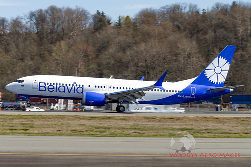 7602 43344 EW-528PA 737-8 Belavia - Belarusian Airlines | by 737 MAX Production