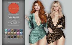 KiB Designs - Ayla Dress @Pretty Event