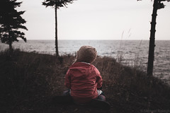 Enjoying Lake Superior