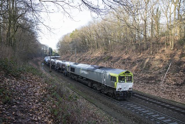 NL Railtraxx 266 009-0 Venlo 22-01-2021