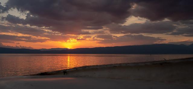 Sundowner Ohrid