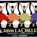 Mon, 2021-03-01 00:00 - Jabón La Cibeles, Lava bien y dura mucho, Gal-Madrid.