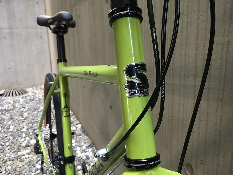 SURLY Disc Trucker GR 650b Hed