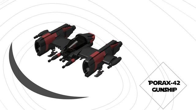 Porax-42c Gunship