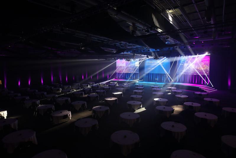Hybrid Event Arena