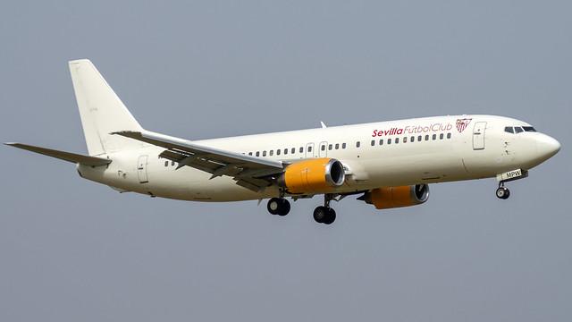 EC-MPW (Air Horizont) - Boeing 737-484