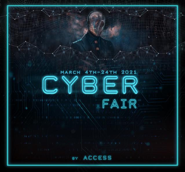 CYBER Fair Early shopping is open!