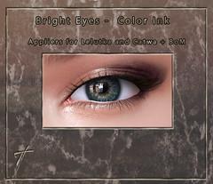 Tville - Bright Eyes *Ink*
