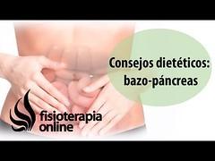 Alimentación, nutrición y consejos dietéticos para la disfunción de bazo-páncreas