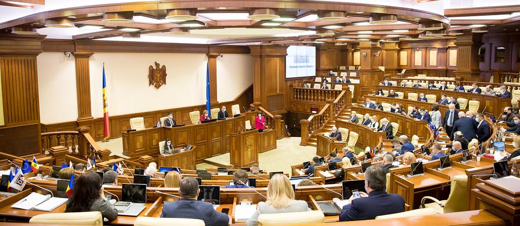 04.03.2021 Ședința plenară a Parlamentului