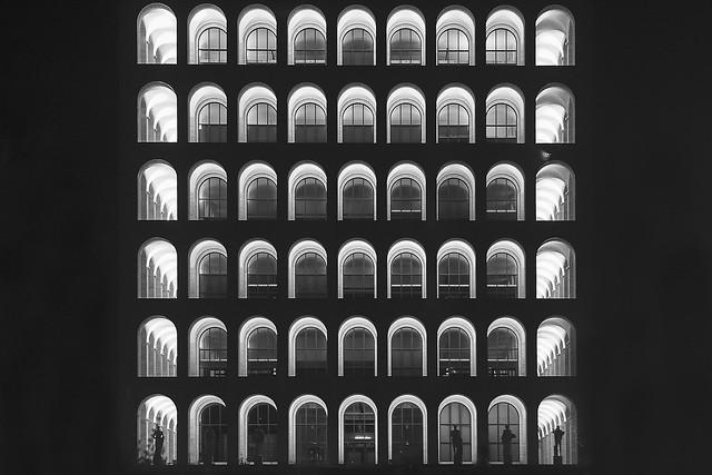 Square Colosseum (Colosseo Quadrato)