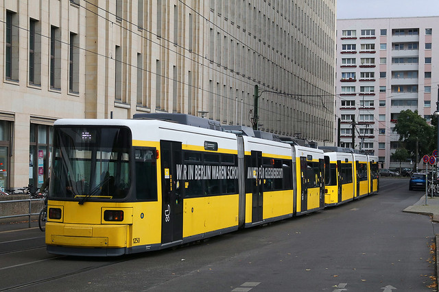 1250, Otto Braun Straße, Berlin, October 12th 2020