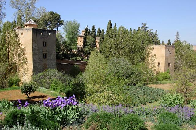 Torre de las Infantas, Alhambra