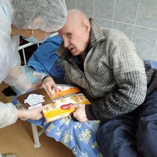 31.04.2021 | Благотворительная акция «Тепло сердец»