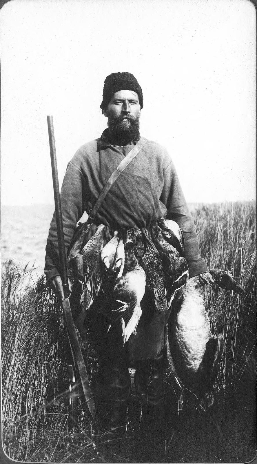 Тип охотника с низовьев Амура