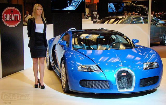 Bugatti Veyron 16.4 at 2012 Canadian International Auto Show
