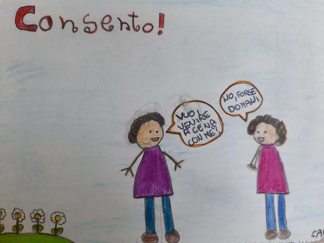 """Azione urgente kids""""#IoLoChiedo"""""""