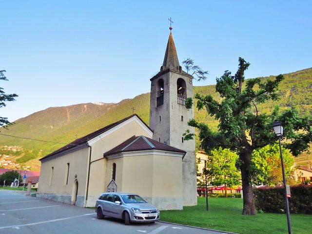 Crypte Saint-Michel, Martigny-Bourg, Old Town, Martigny, Switzerland