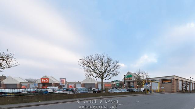 Cantium Retail Park, Old Kent Road