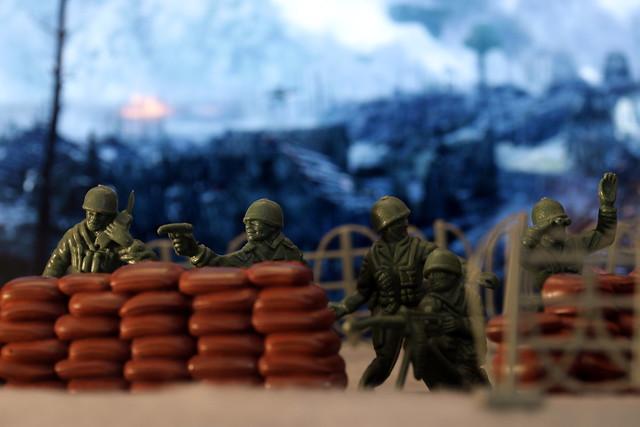Reinforcements Needed - Bijou Planks 63/365