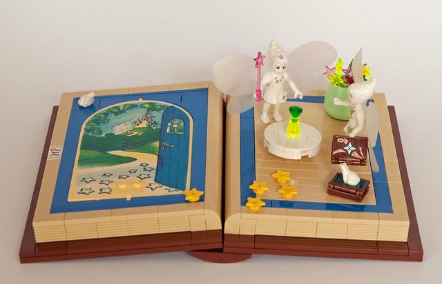 The fairy book - Le livre des fées