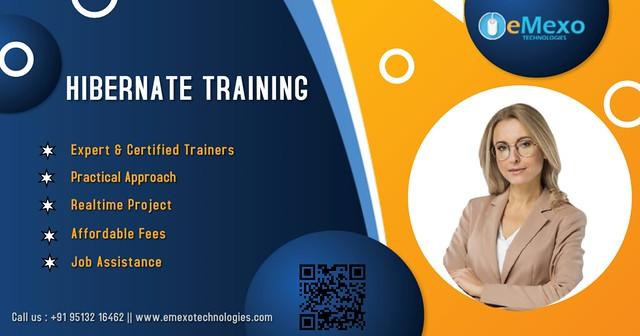 Flat 30% OFF in Hibernate Training in Electronic City Bangalore   eMexo Technologies   Call us +91 9513216462