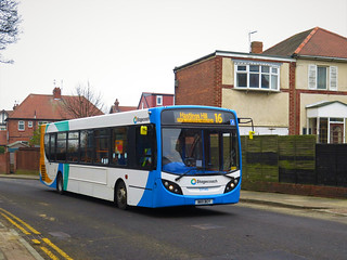 Stagecoach North East 27740 (NK11BGY) - 03-03-21