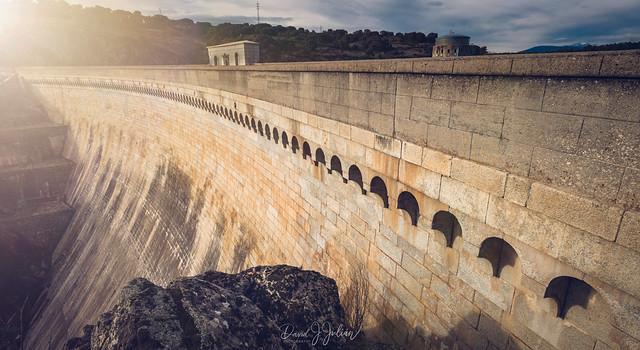 El Villar Dam (Explore)