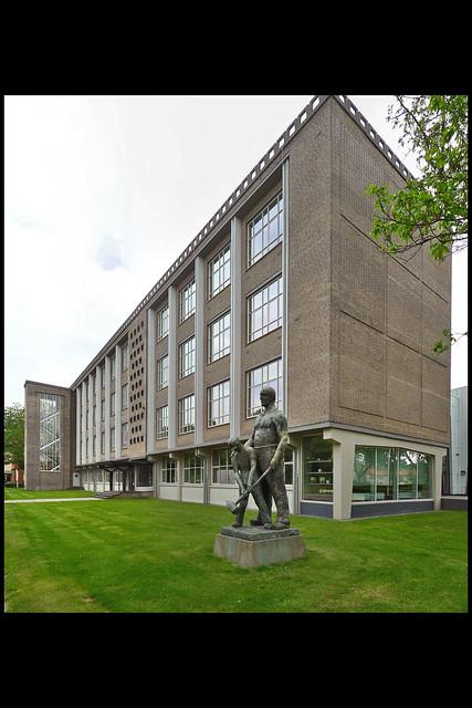 eindhoven tweede technische school 02 1955 geenen_oskam (piusln)