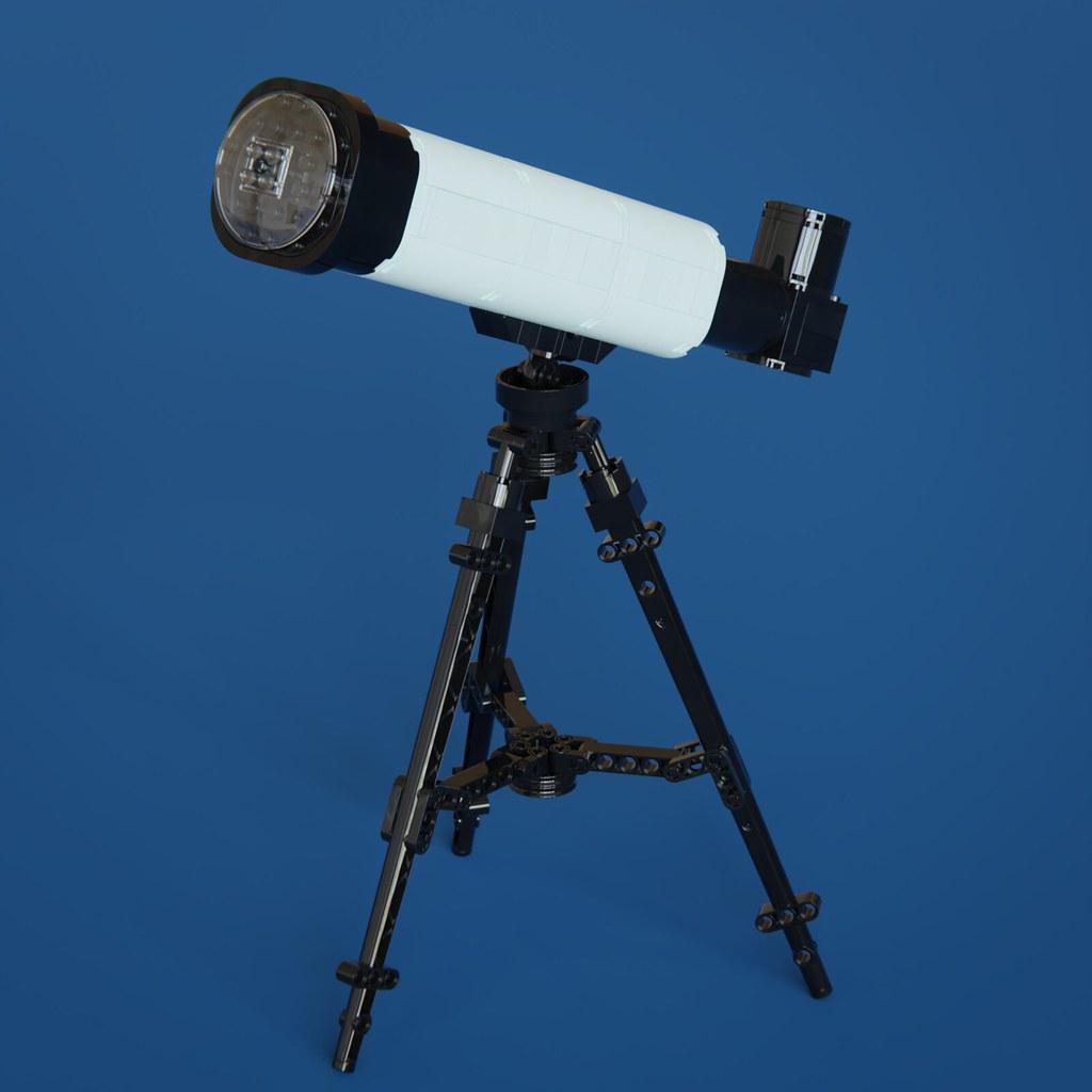 工作望远镜