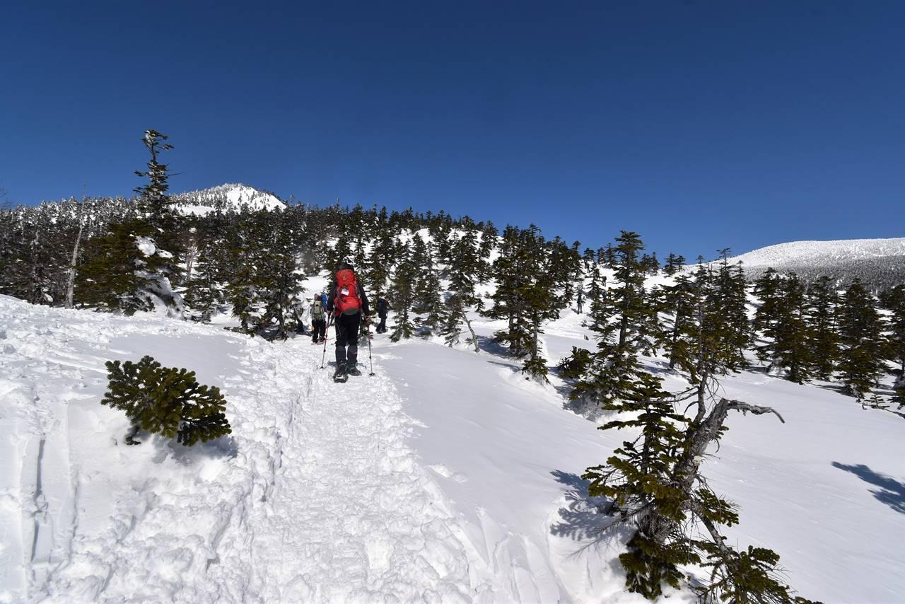 冬の西吾妻山 日帰り雪山登山