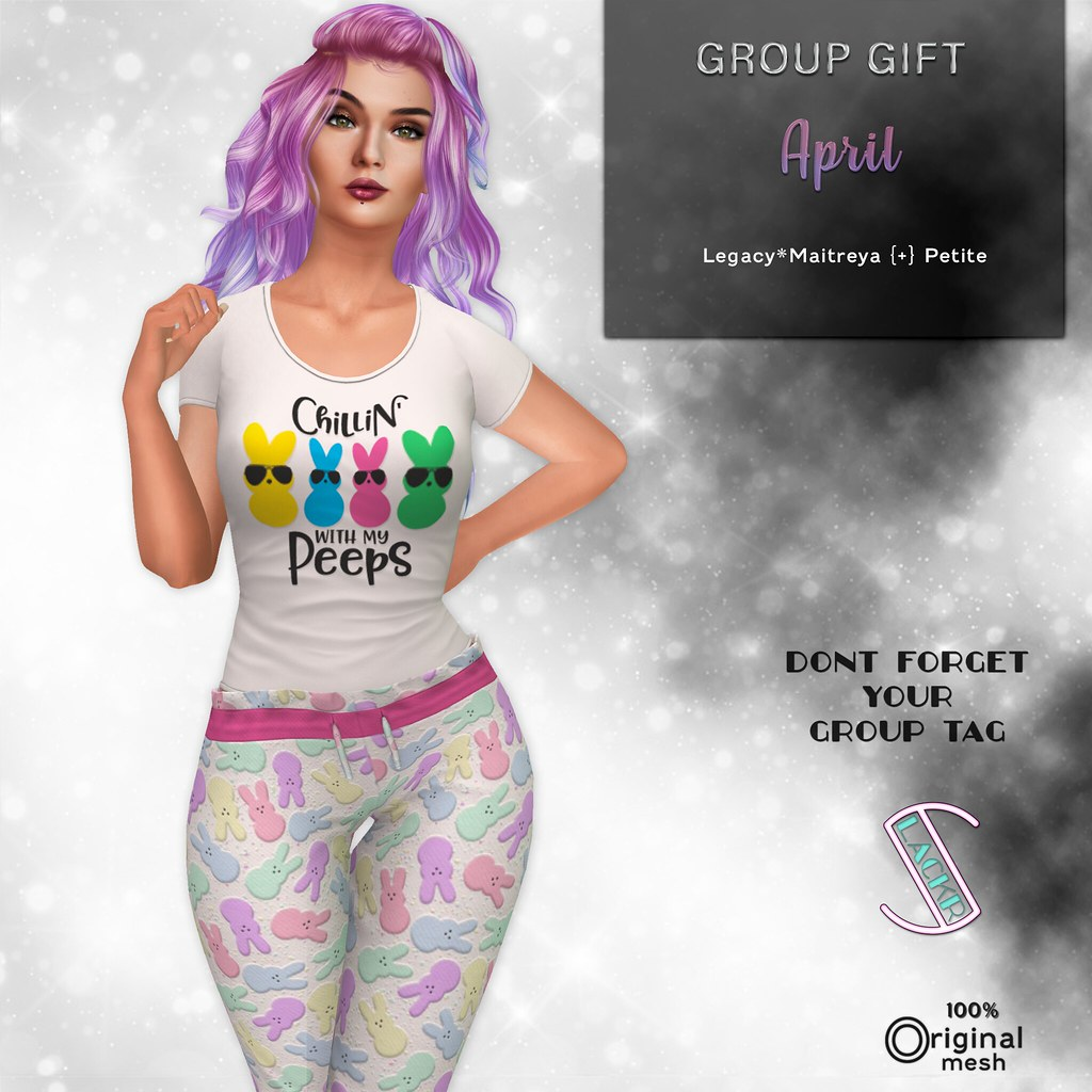 Slackr :: Group Gift {April 2021}