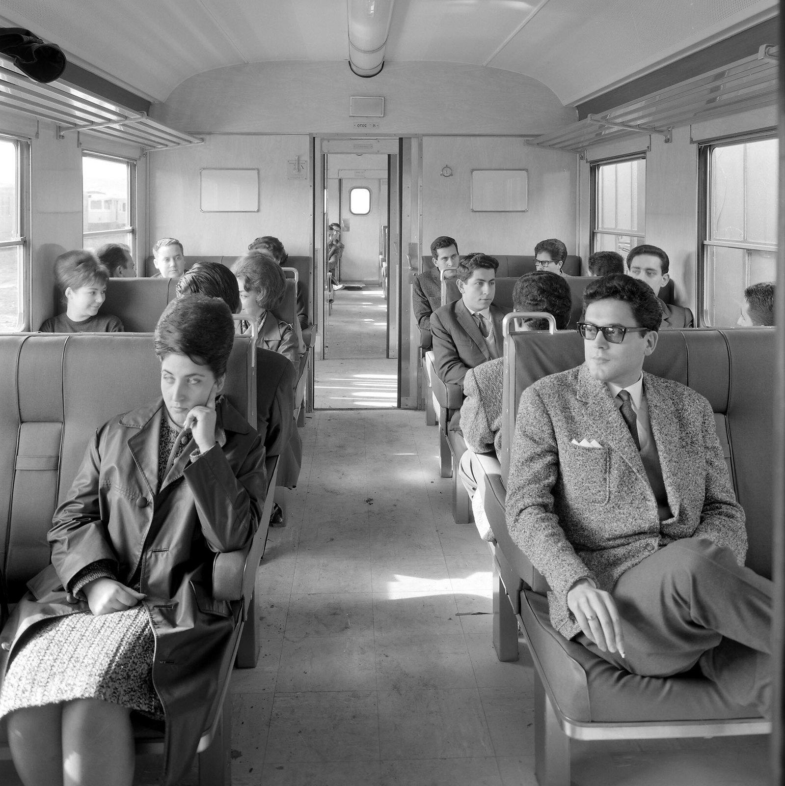 «Comboio», Portugal (H. Novaes c. 1960)