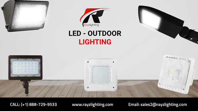 LED Outdoor Lighting Solutions